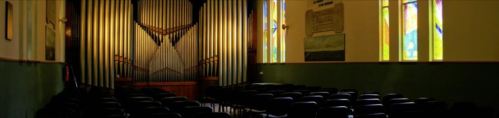 Orgelzaal Booy Alkmaar